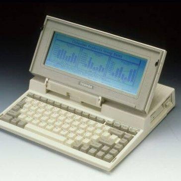 Primul laptop din lume-lansat cu 30 de ani in urma