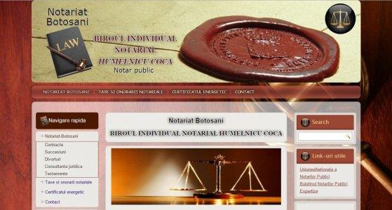 Birou Notarial Humelnicu Coca
