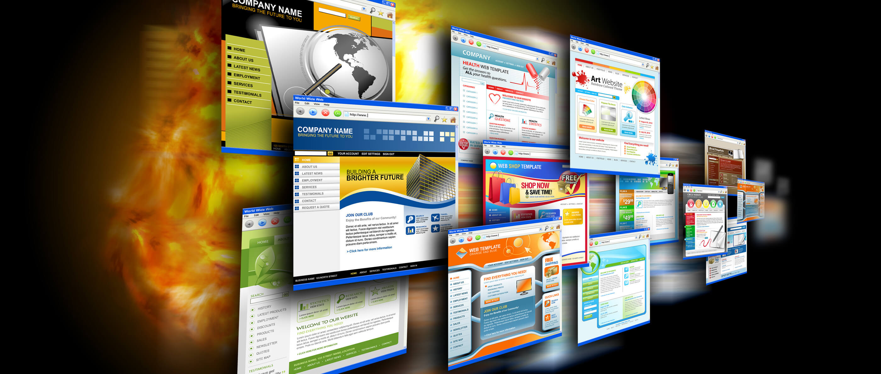 websites2   Datel IT Web design ,creare site,realizare site,magazin online,blog