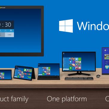 Windows 10 a fost prezentat! Dispare Internet Explorer si Microsoft trece la realitatea virtuala.